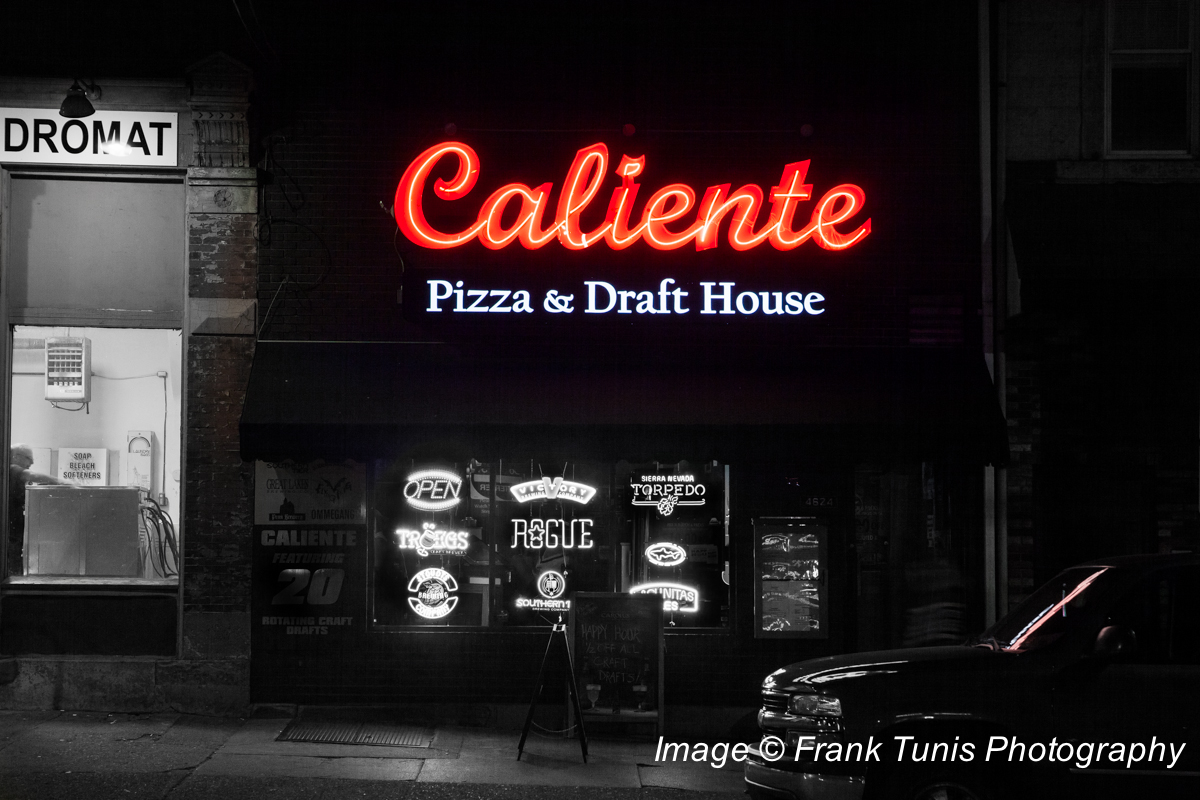 Caliente Pizza and Draft House - Mt. Wash